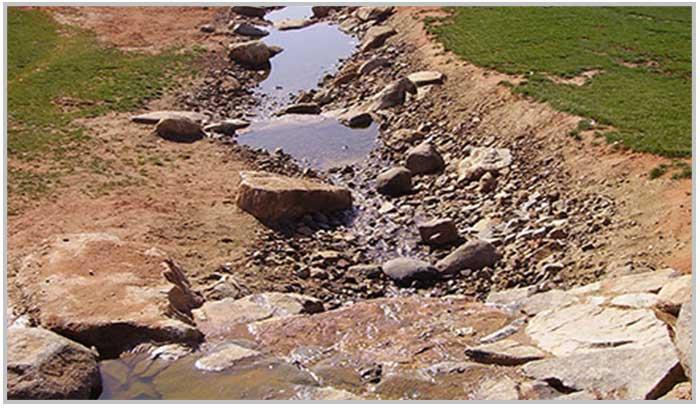 Sodium Bentonite Stream